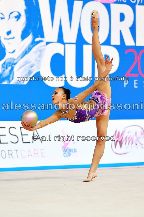 Amy Kwan Dict Weng born in Selangor February 1, 1995, she is a Malaysian individual rhythmic gymnast.