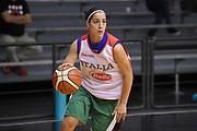Francesca Dotto<br /> Nazionale Italiana Femminile Senior - Allenamento<br /> FIP 2018<br /> Treviso, 13/08//2018<br /> Foto GiulioCiamillo / Ciamillo-Castoria