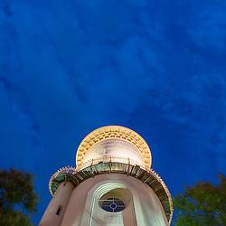 Old Fresno Water Tower, Fresno, California