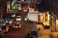 New York, Meat packing district, at night / le meat packing district la nuit