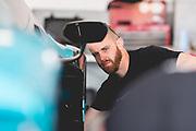 January 24-27, 2019. IMSA Weathertech Series ROLEX Daytona 24. Paul Miller Racing Lamborghini Huracan GT3 mechanic