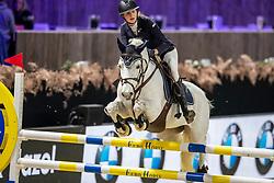 Van Boxstael Linde, BEL, Romeo Van De Groenweg<br /> Jumping Mechelen 2019<br /> © Hippo Foto - Dirk Caremans<br />  27/12/2019