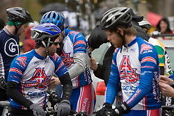 American University Eagles Men's D field<br /> <br /> The College of William and Mary road race was held near Williamsburg, VA on February 25, 2007.