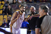 Fabio Corbani Aristide Landi<br /> Unicusano Roma - Benacquista Assicurazioni Latina<br /> Campionato Basket LNP 2016/2017<br /> Roma 06/11/2016<br /> Foto Ciamillo-Castoria