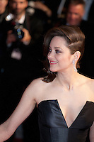 Actress Marion Cotillard at the gala screening for the film It's Only the End of the World (Juste La Fin Du Monde) at the 69th Cannes Film Festival, Thursday 19th  May 2016, Cannes, France. Photography: Doreen Kennedy