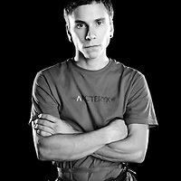 Jonathan Siegrist, professional rock climber