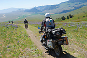 Continental Divide Ride off-road from Canada to Mexico with Rawhyde Adventures