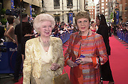 Lady Grade. ( left ) BAFTA Television Awards, sponsored by the Radio Times, Grosvenor House. London. 13 May 2001. © Copyright Photograph by Dafydd Jones 66 Stockwell Park Rd. London SW9 0DA Tel 020 7733 0108 www.dafjones.com