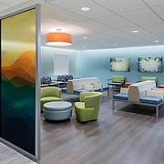 Interior of Kaiser Behavioral Health on Howe Ave, in Sacramento, CA
