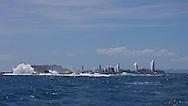 St Barths, St Barths Bucket Regatta, 27th March 2009, Race 1, The fleet sails downwind.