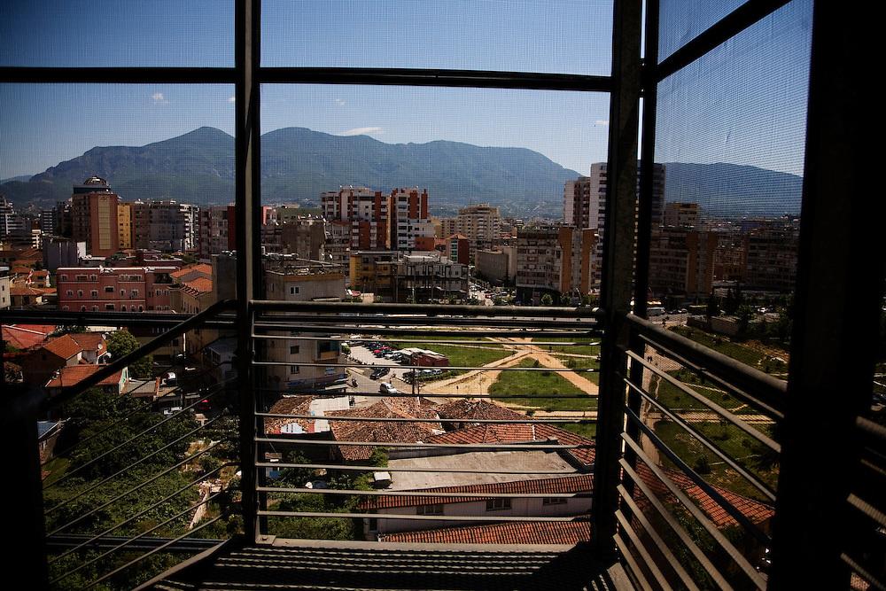 Central Tirana.