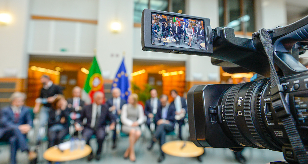 Visit of the President of Portugal - Meeting with Portuguese MEPs