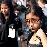 Semana Santa - The People of Antigua, Guatemala.