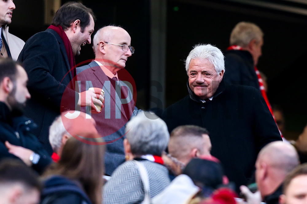 Kevin Keegan - Mandatory by-line: Robbie Stephenson/JMP - 26/12/2018 - FOOTBALL - Anfield - Liverpool, England - Liverpool v Newcastle United - Premier League