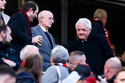 Kevin Keegan - Mandatory by-line: Robbie Stephenson/JMP - 26/12/2018 - FOOTBALL - Anfield - Liverpool, England - Liverpool v Newcastle United - Premier League