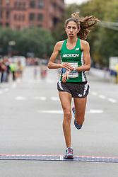 Tufts Health Plan 10K for Women, New Balance Boston, Karen Roa