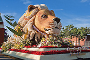 Rose Parade Floats, Tournament of Roses Parade Floats, Pasadena CA
