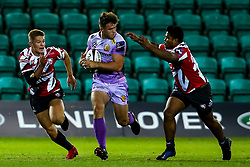Ollie White of Exeter Chiefs - Mandatory by-line: Robbie Stephenson/JMP - 13/09/2019 - RUGBY - Franklin's Gardens - Northampton, England - Exeter Chiefs 7s v Gloucester Rugby 7s - Premiership Rugby 7s
