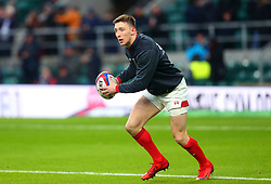 Josh Adams of Wales - Mandatory by-line: Robbie Stephenson/JMP - 10/02/2018 - RUGBY - Twickenham Stoop - London, England - England v Wales - Women's Six Nations