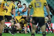 Wycliff Palu. Waratahs v Hurricanes. 2012 Super Rugby round 15 match. Allianz Stadium, Sydney Australia on Saturday 2 June 2012. Photo: Clay Cross / photosport.co.nz