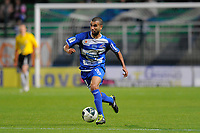 FOOTBALL - FRENCH CHAMPIONSHIP 2011/2012 - ES TROYES v CS SEDAN  - 20/09/2011 - PHOTO JEAN MARIE HERVIO / DPPI - MOUNIR OBBADI (TRO)