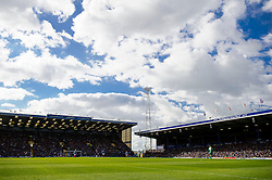 A general view of the ground - Photo mandatory by-line: Rogan Thomson/JMP - 07966 386802 - 19/04/2014 - SPORT - FOOTBALL - Fratton Park, Portsmouth - Portsmouth FC v Bristol Rovers - Sky Bet Football League 2.