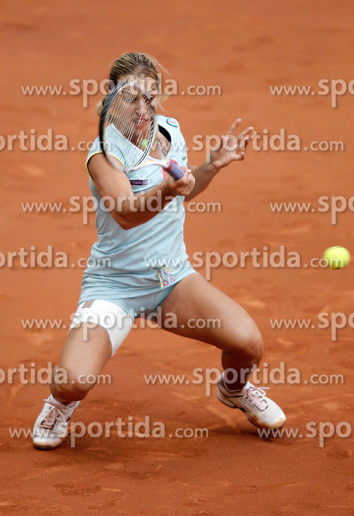 06.05.2011, Madrid, ESP, WTA Tour, Mutua Madrid Open, im Bild Dominika Cibulkova during Madrid Open Tennis tournament Match. May 06, 2011, EXPA Pictures © 2011, PhotoCredit: EXPA/ Alterphotos/ Alvaro Hernandez