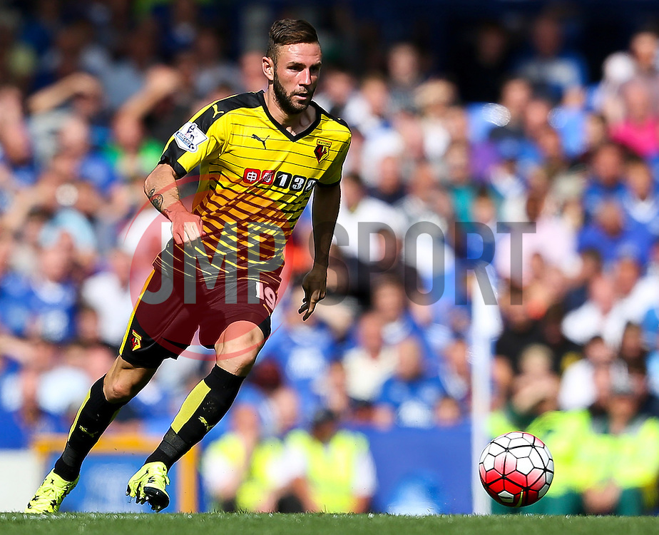 Watford's Miguel Layun  - Mandatory byline: Matt McNulty/JMP - 07966386802 - 08/08/2015 - FOOTBALL - Goodison Park -Liverpool,England - Everton v Watford - Barclays Premier League