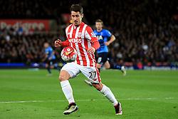 Bojan Krkic of Stoke City  - Mandatory by-line: Matt McNulty/JMP - 18/04/2016 - FOOTBALL - Britannia Stadium - Stoke, England - Stoke City v Tottenham Hotspur - Barclays Premier League