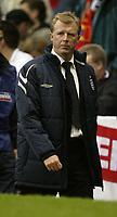 Photo: Aidan Ellis.<br /> England v Andorra. European Championships 2008 Qualifying. 02/09/2006.<br /> England's Steve McLaren