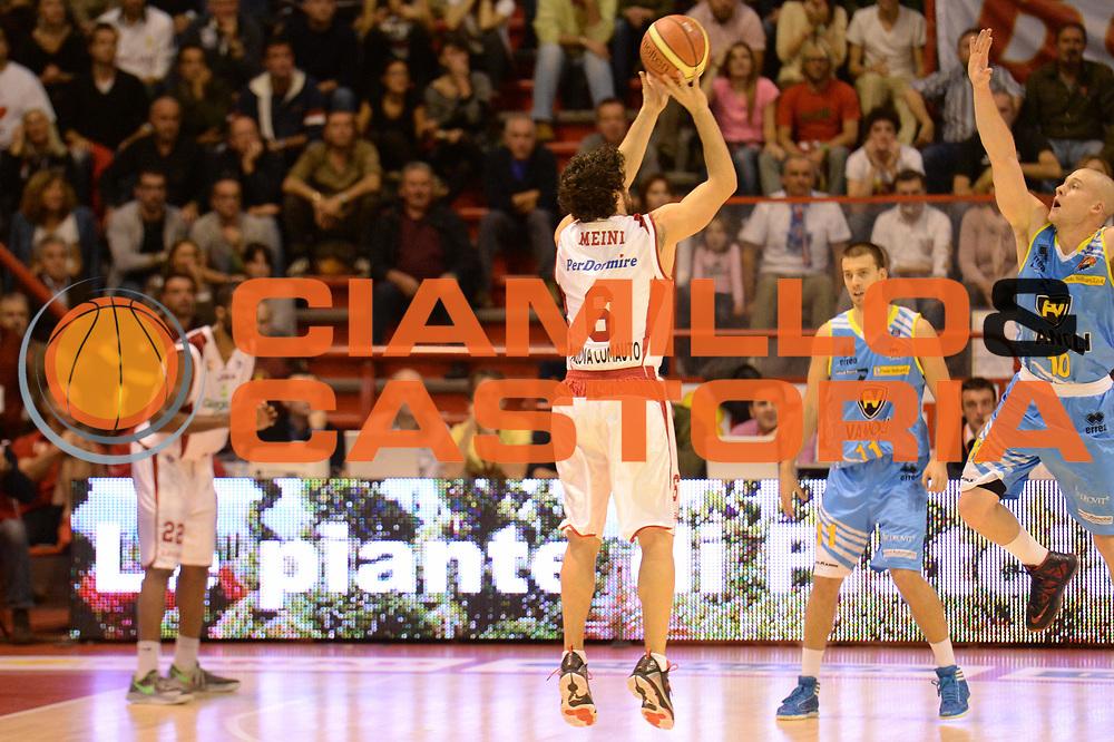 DESCRIZIONE : Pistoia campionato serie A 2013/14 Giorgio Tesi Group Pistoia Vanoli Cremona <br /> GIOCATORE : Guido Meini<br /> CATEGORIA : controcampo<br /> SQUADRA : Giorgio Tesi Group Pistoia<br /> EVENTO : Campionato serie A 2013/14<br /> GARA : Giorgio Tesi Group Pistoia Vanoli Cremona <br /> DATA : 10/11/2013<br /> SPORT : Pallacanestro <br /> AUTORE : Agenzia Ciamillo-Castoria/GiulioCiamillo<br /> Galleria : Lega Basket A 2013-2014  <br /> Fotonotizia : Pistoia campionato serie A 2013/14 Giorgio Tesi Group Pistoia Vanoli Cremona<br /> Predefinita :