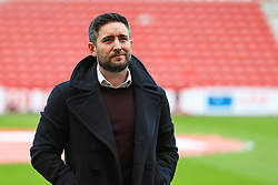 Bristol City head coach Lee Johnson  - Mandatory by-line: Matt McNulty/JMP - 14/04/2018 - FOOTBALL - Riverside Stadium - Middlesbrough, England - Middlesbrough v Bristol City - Sky Bet Championship