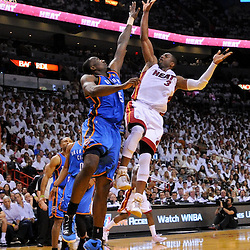 06-17-2012 NBA Finals Oklahoma City vs Miami Game 3