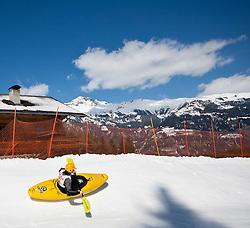 13.03.2010, Hochstein, Lienz, AUT, Snowkayak World Championships 2010, im Bild Feature, EXPA Pictures © 2010, PhotoCredit: EXPA/ J. Feichter / SPORTIDA PHOTO AGENCY
