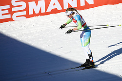 Anamarija Lampic of Slovenia during 1.2 km Sprint Classic race at FIS Cross Country World Cup Planica 2016, on January 20, 2018 at Planica, Slovenia. Photo By Morgan Kristan / Sportida