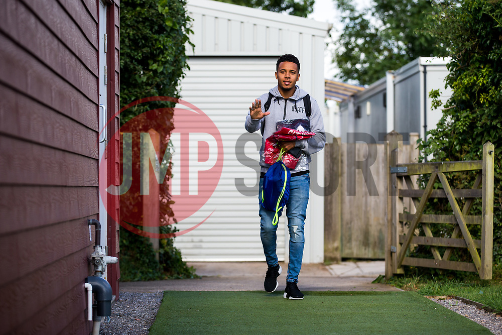 Korey Smith arrives as Bristol City return for pre-season training ahead of the 2017/18 Sky Bet Championship Season - Rogan/JMP - 30/06/2017 - Failand Training Ground - Bristol, England - Bristol City Training.