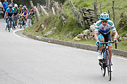 Miguel Angel Lopez (COL, Astana Pro Team) during the 73th Edition of the 2018 Tour of Spain, Vuelta Espana 2018, Stage 15 cycling race, 15th stage Ribera de Arriba - Lagos de Covadonga 178,2 km on September 9, 2018 in Spain - Photo Luis Angel Gomez/ BettiniPhoto / ProSportsImages / DPPI