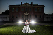Caroline Bridal Portrait | Tryon Palace Photographers