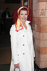© Licensed to London News Pictures. 01/07/2013. London, UK. Cleo Rocos at the Derren Brown Infamous - Gala Night. Photo credit: Brett D. Cove/LNP
