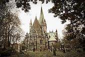 Nidarosdomen cathedral - nasjonalhelligdommen