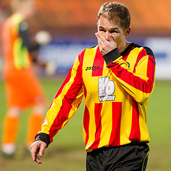Alan Archibald | Sent off | 11 March 2014