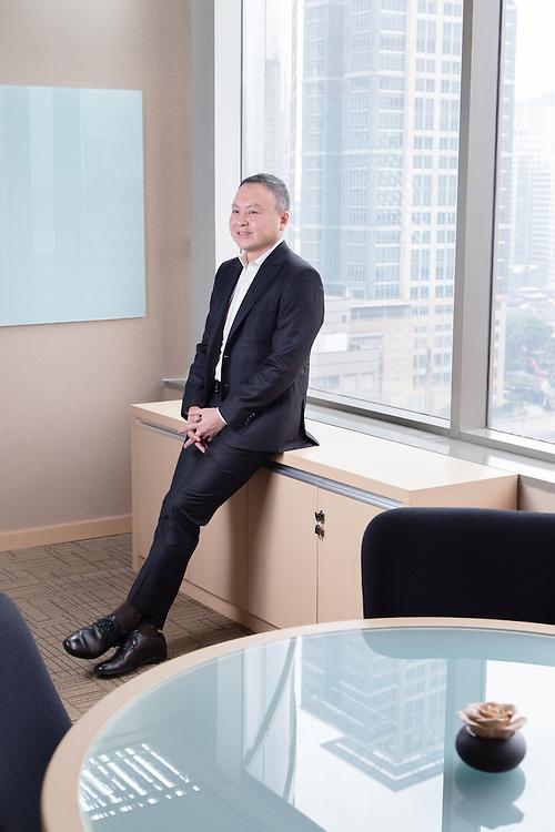 Rudy Halim President and CEO of Dian Swastika Sentosa Tbk