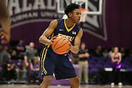 January 18, 2018 - Greenville, South Carolina - Timmons Arena: ETSU guard Jason Williams (4)<br /> <br /> Image Credit: Dakota Hamilton/ETSU