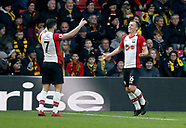 Watford v Southampton - 13 January 2018