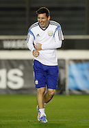 Argentina Training 120714