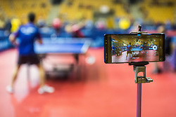 during SPINT 2018 Table Tennis world championship for the Disabled, Day two, on October 18th, 2018, in Dvorana Zlatorog, Celje, Slovenia. . Photo by Grega Valancic / Sportida