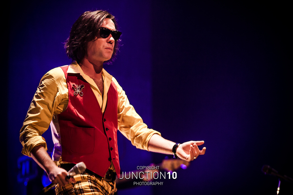 Rufus Wainwright performs at the Symphony Hall, Birmingham, United Kingdom.Picture Date: 17 November, 2012