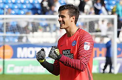 Jonathan Bond of Peterborough United celebrates the victory at full-time - Mandatory by-line: Joe Dent/JMP - 05/08/2017 - FOOTBALL - ABAX Stadium - Peterborough, England - Peterborough United v Plymouth Argyle - Sky Bet League One