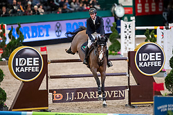 TWOMEY Billy (IRL), Lady Lou<br /> Leipzig - Partner Pferd 2019<br /> IDEE Kaffe Preis<br /> CSI5*<br /> 18. Januar 2019<br /> © www.sportfotos-lafrentz.de/Stefan Lafrentz