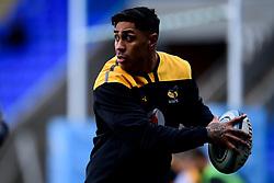 Malakai Fekitoa of Wasps  - Mandatory by-line: Ryan Hiscott/JMP - 01/03/2020 - RUGBY - Madejski Stadium - Reading, England - London Irish v Wasps - Gallagher Premiership Rugby
